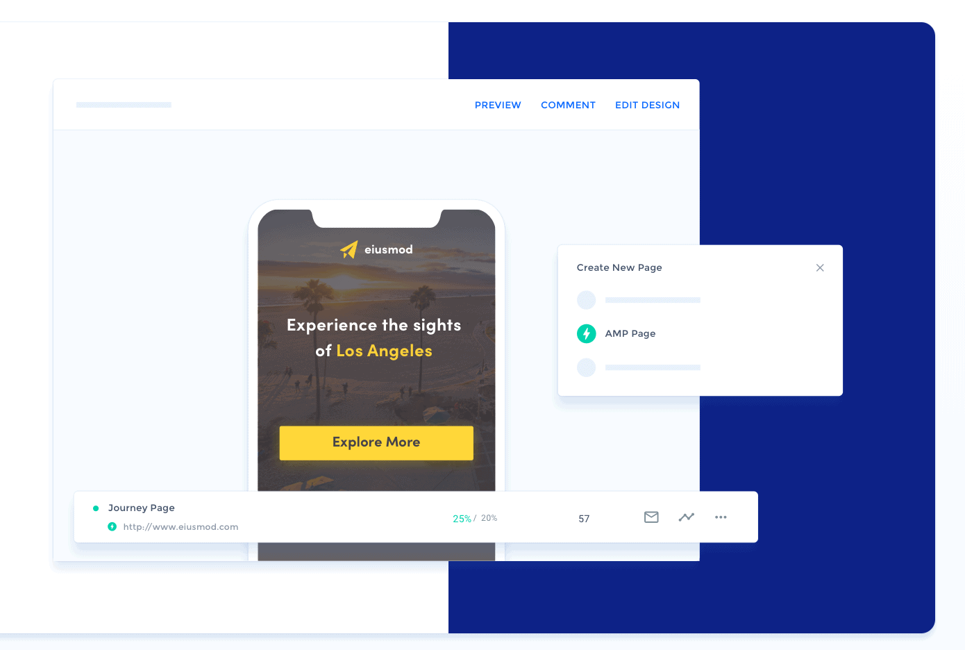 Instapage new features