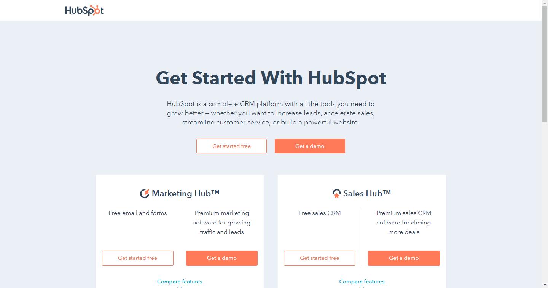 Is Hubspot better than Mailchimp