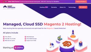 Magento2 Hosting Review