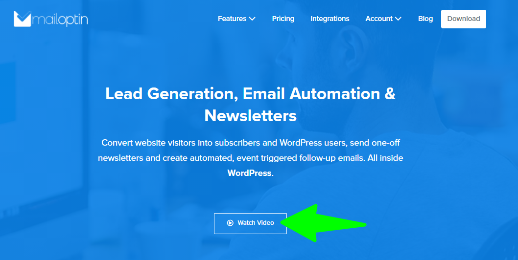 MailOptin Overview for email automation