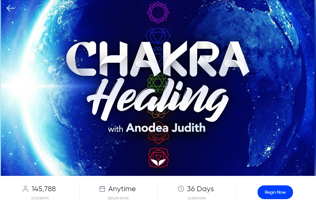 Mindvalley-Quest- Chakra Healing