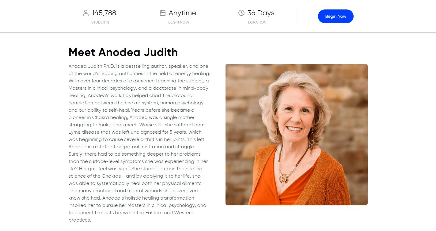 Mindvalley-Quest-Meet Anodea Judith
