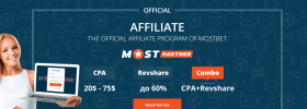 Mostbest Betting affiliate program