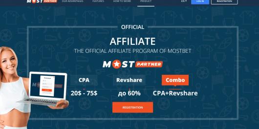Mostbest Betting affiliate program