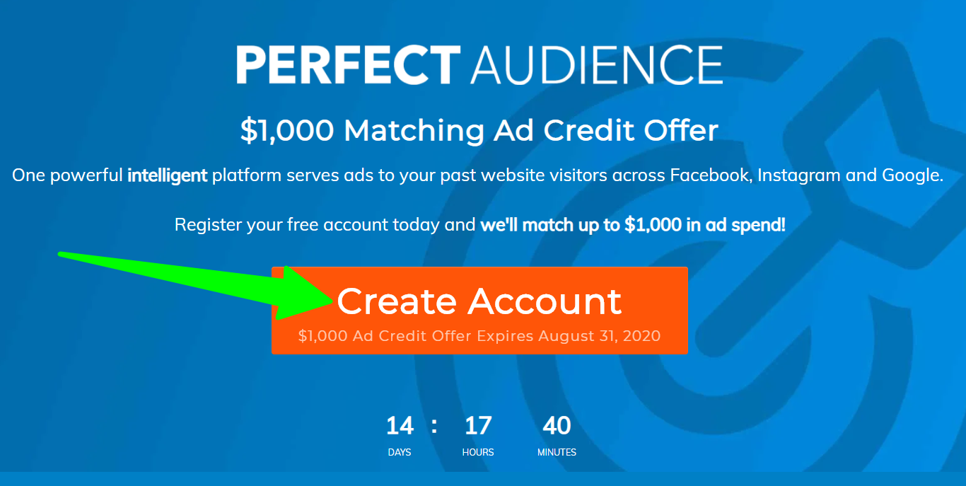Perfect-Audience- Pricing Plan