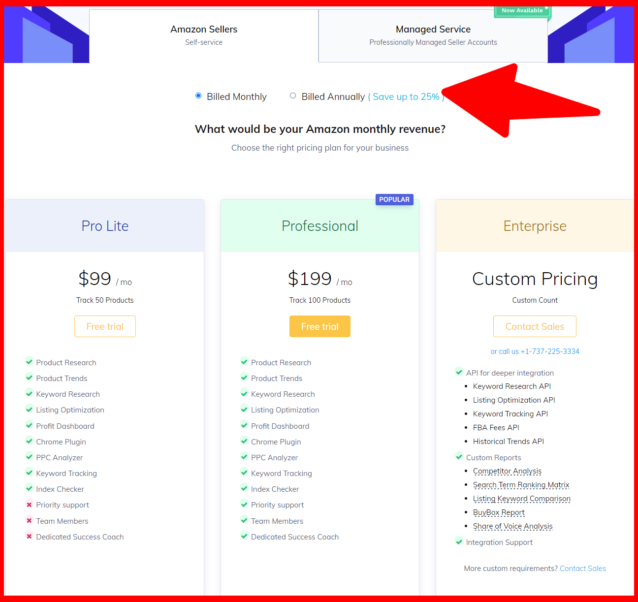 SellerApp-Pricing-Plans