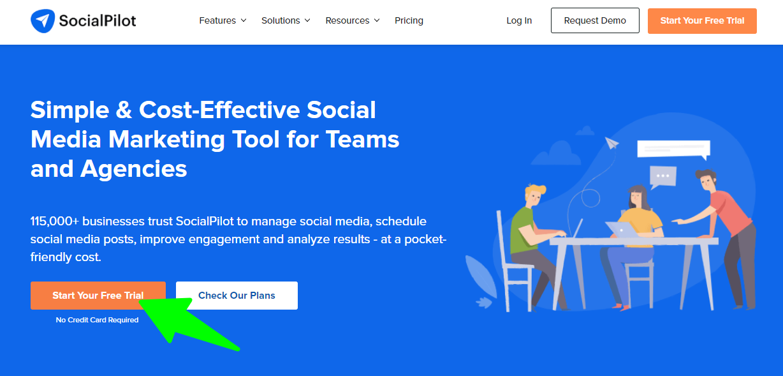 SocialPilot Overview