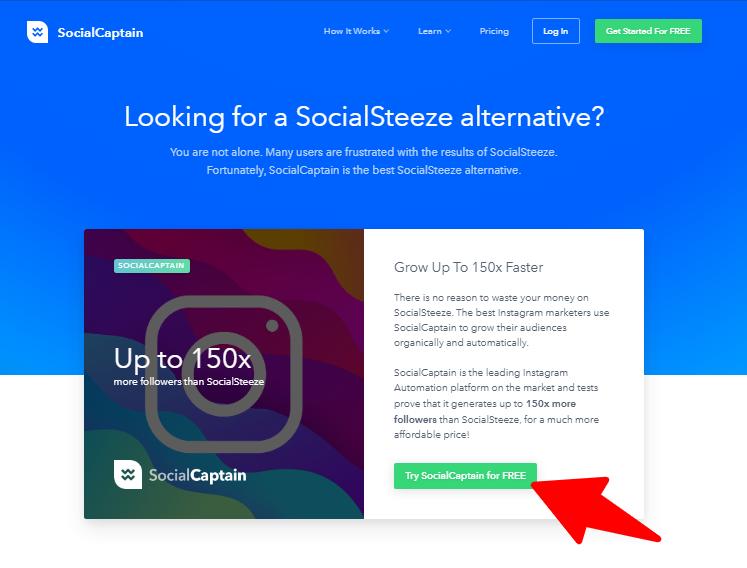 SocialSteeze Overview