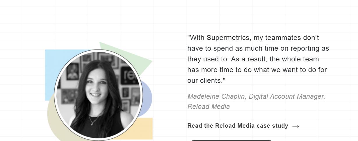 Supermetrics & Data Tap Comparison- Testimonials