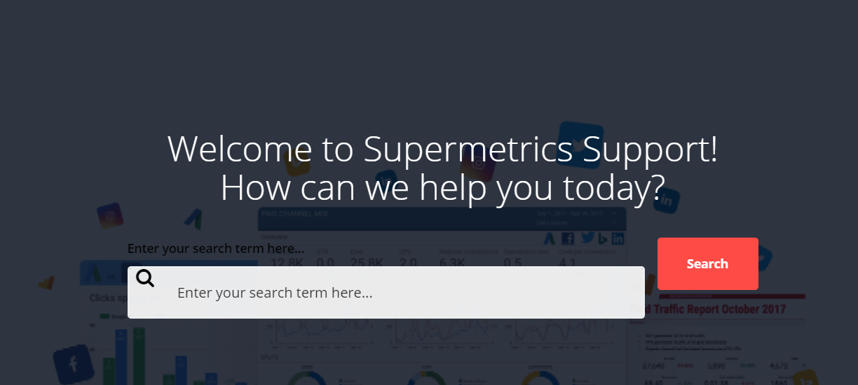 Data Tap vs Supermetrics-Support-Forum