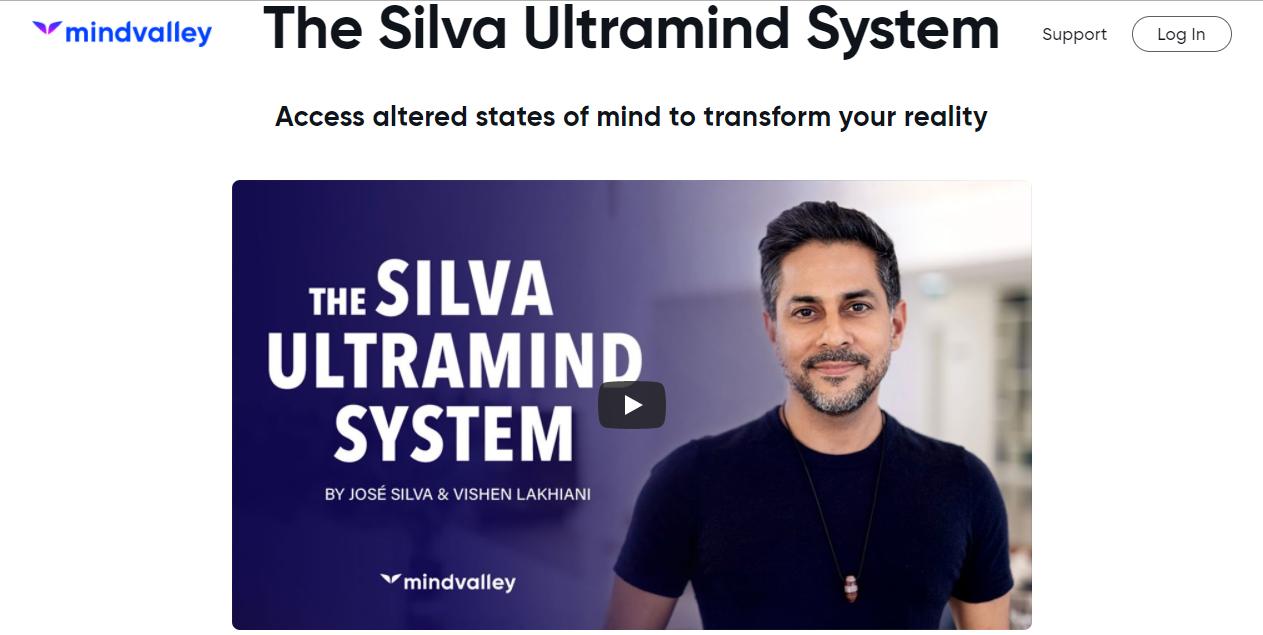 The Sliva Ultramind Method