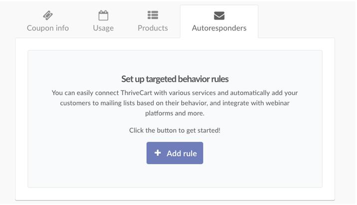 ThriveCart-Autoresponder