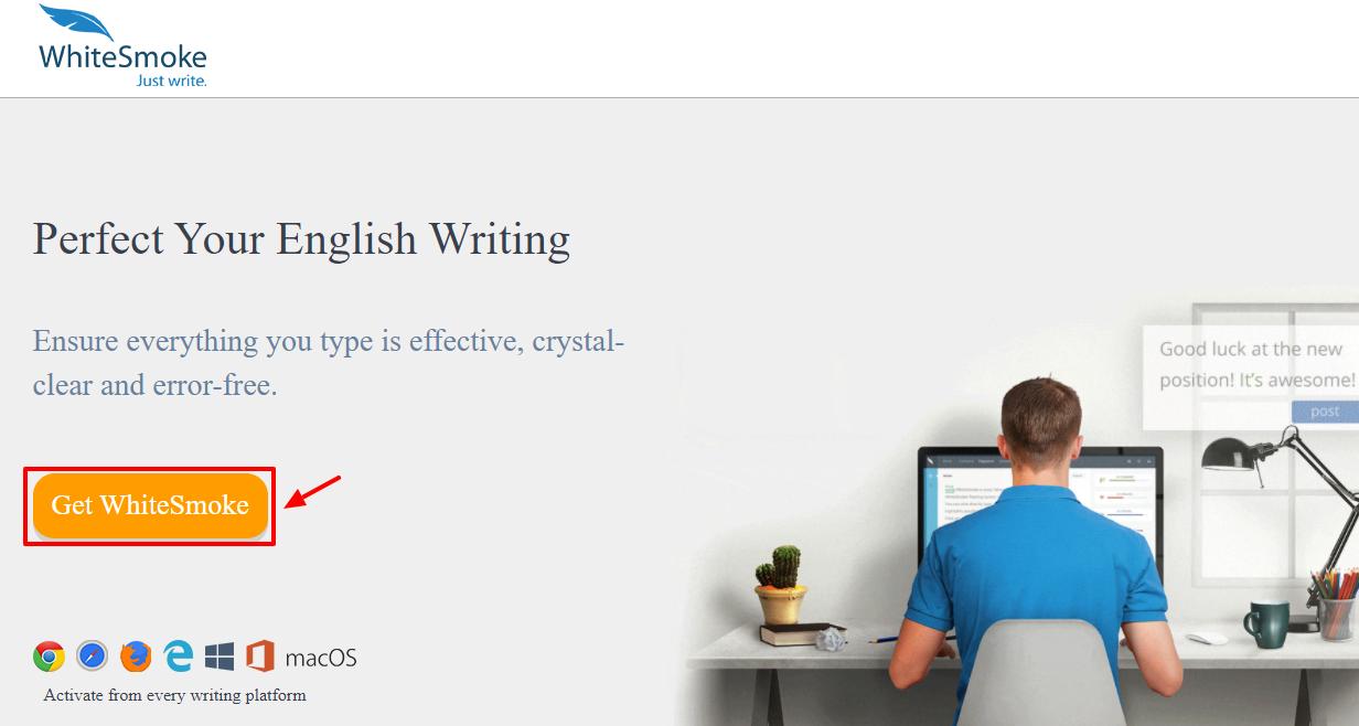 WhiteSmoke Overview - Best Grammar Checker Tools
