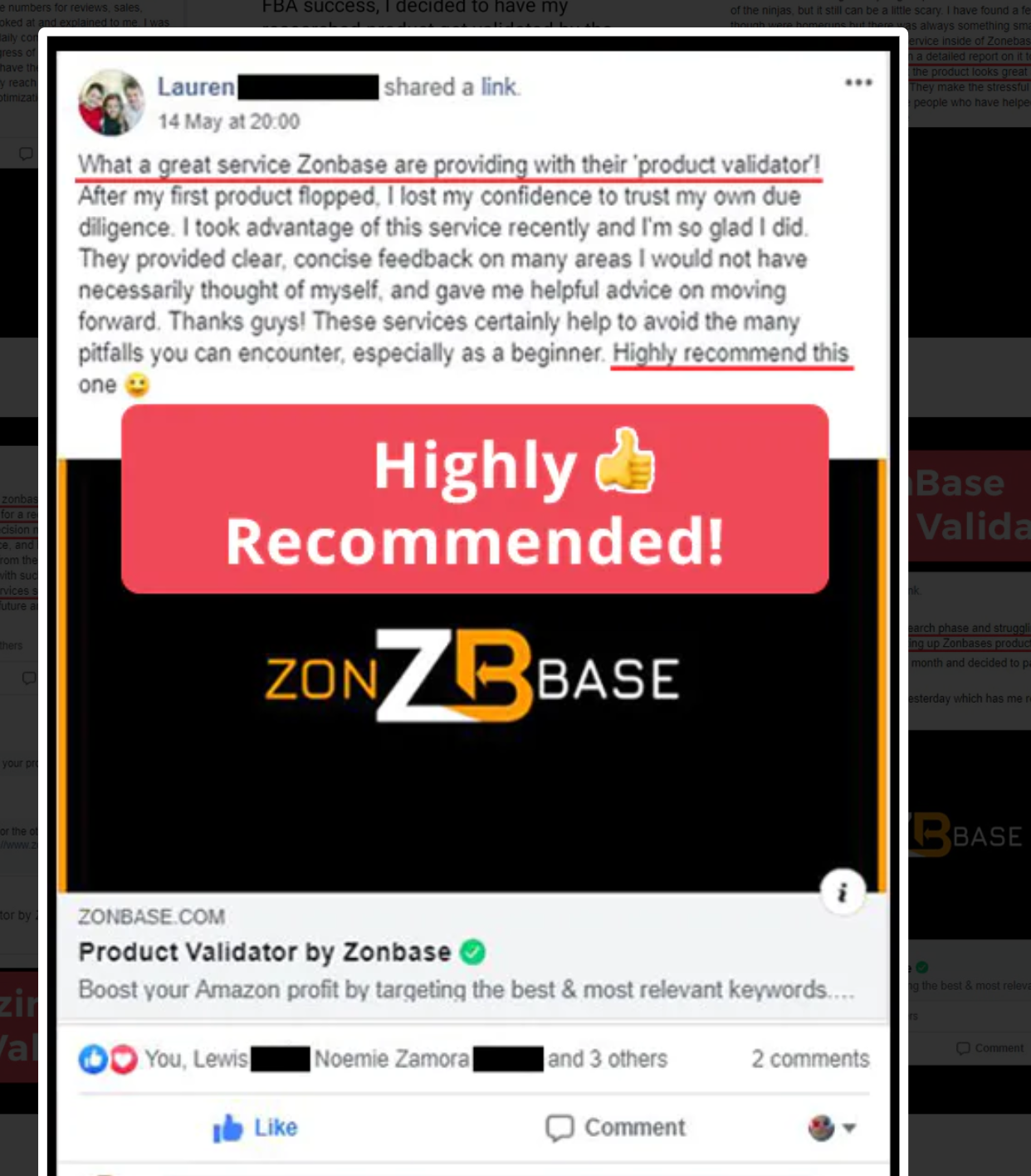 Zonbase features and Zonbase review