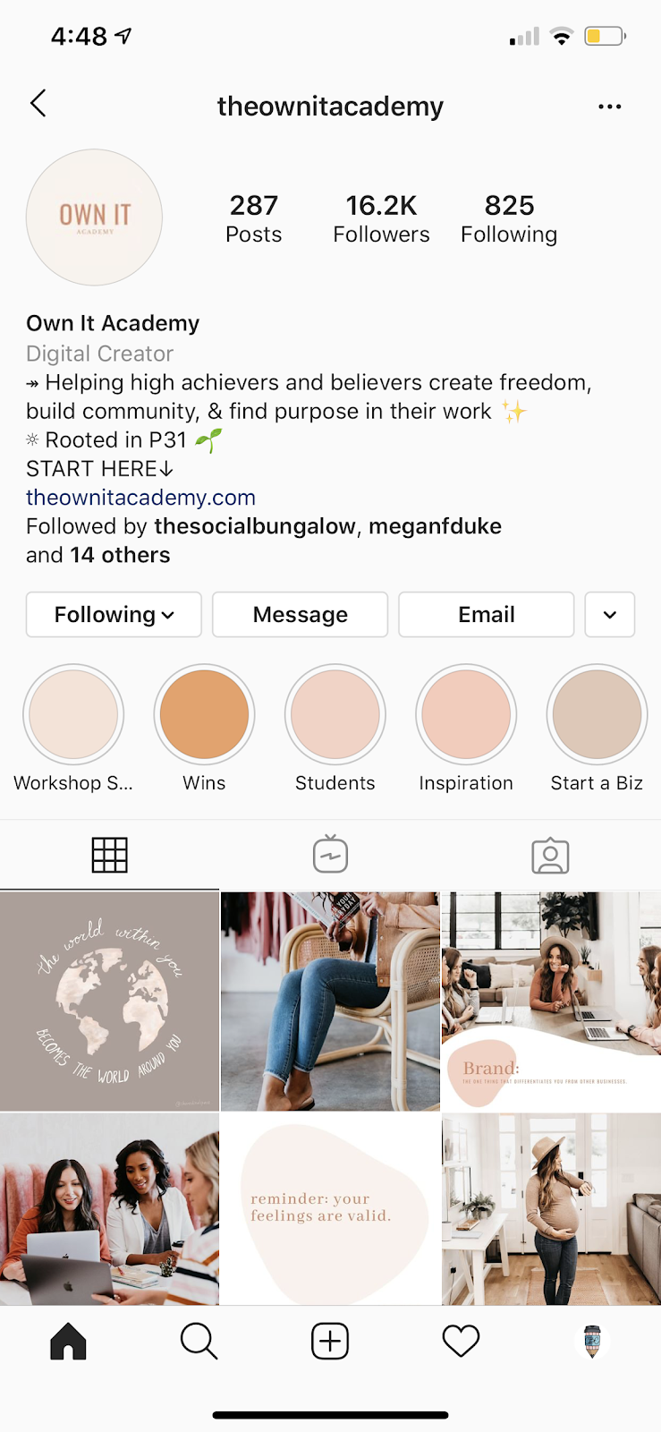 (Tips For Creating the Best Instagram Profile Possible)