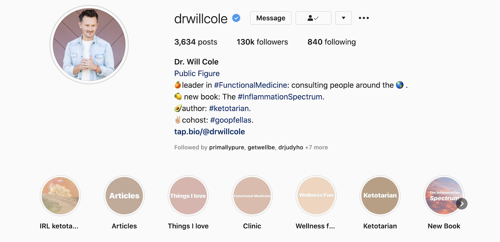 How To Perfectly Optimized Instagram Bio