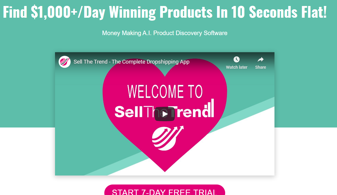 Sell the trend overview- best Intelligynce alternatives