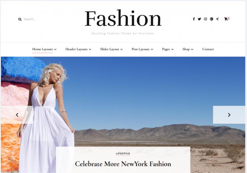Blossom-Fashion