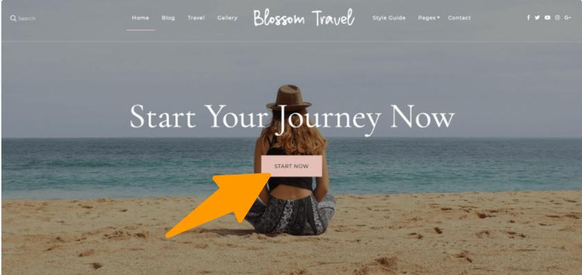 Blossom-Travel