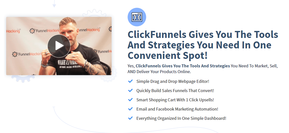 Clickfuunel Features