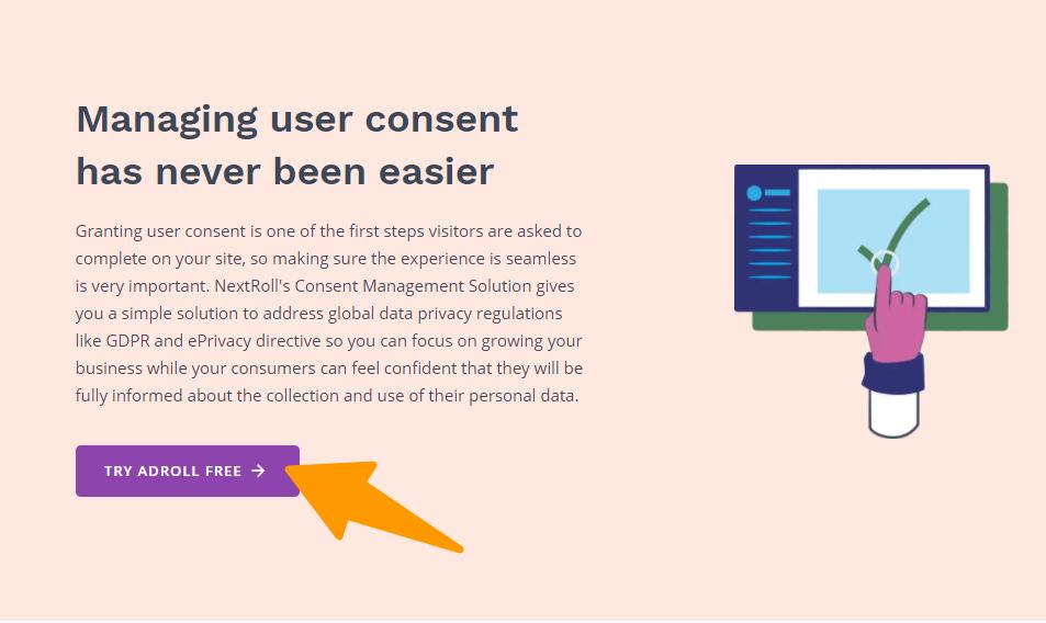 Consent-Management-AdRoll