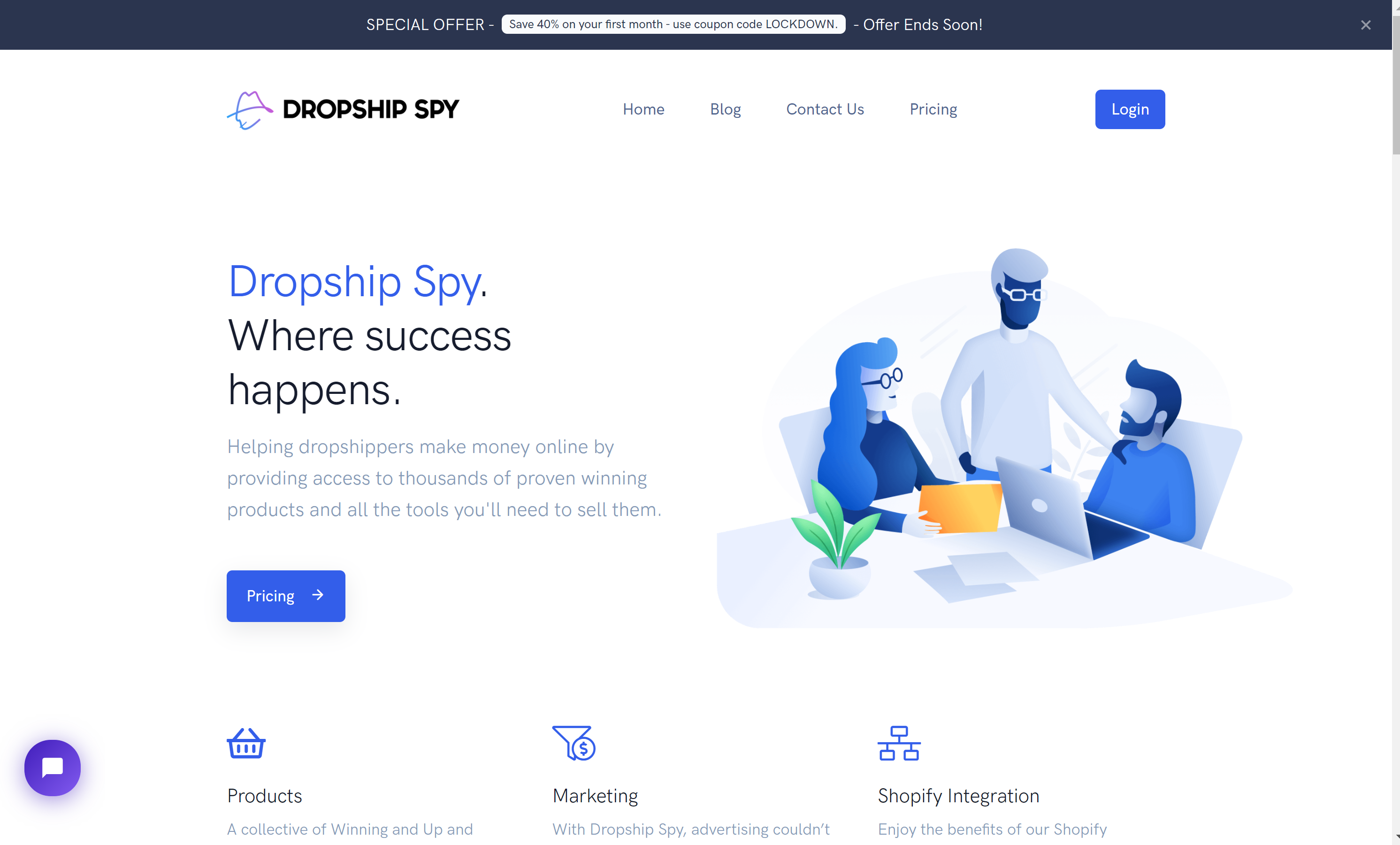 Dropship Spy- Best Intelligynce alternatives for Shopify
