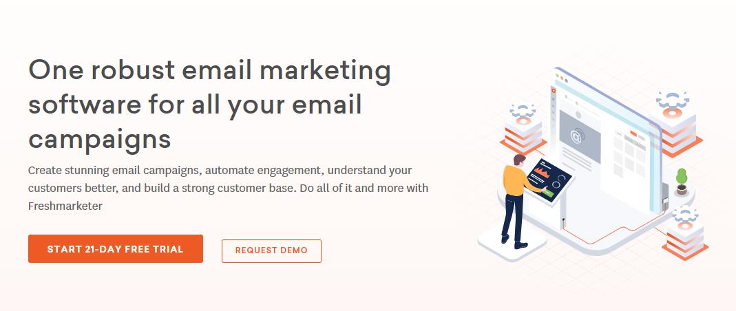 Email-Marketing-Freshmarketer