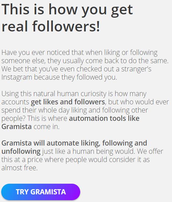 Gramista-How it works