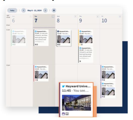 Hootsuite-Built Planner