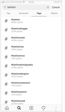 Ingramer - Hashtag