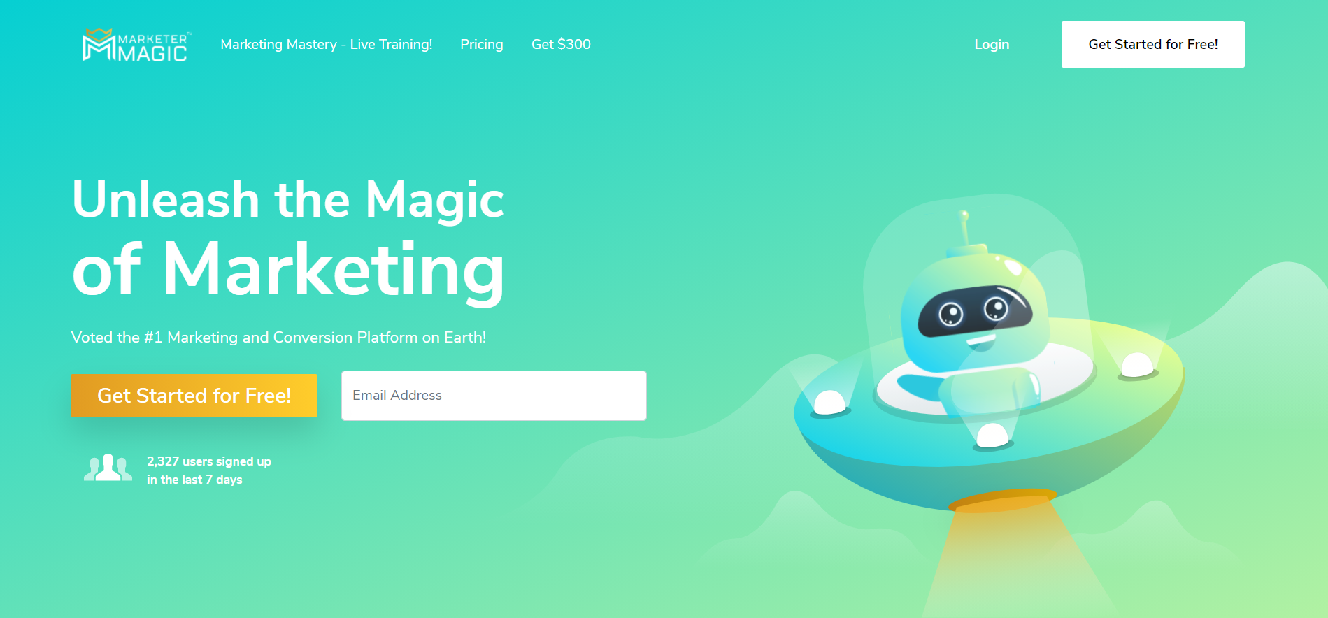 Marketer Magic-Overview