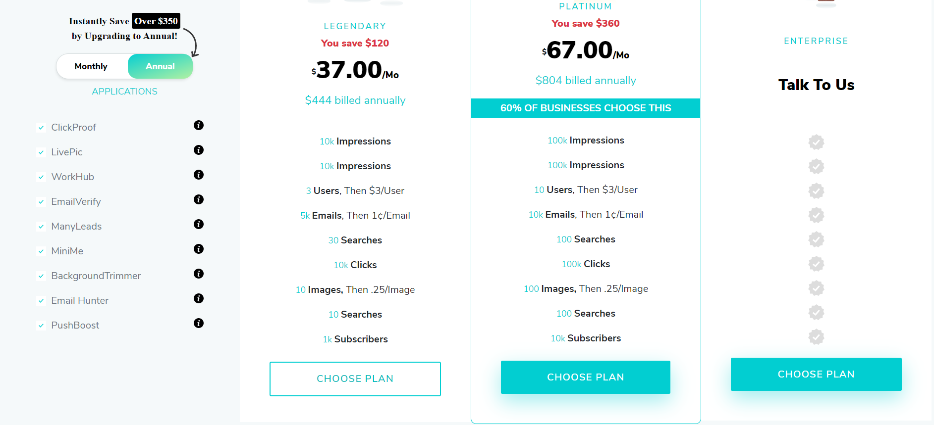 Marketer Magic-Pricing
