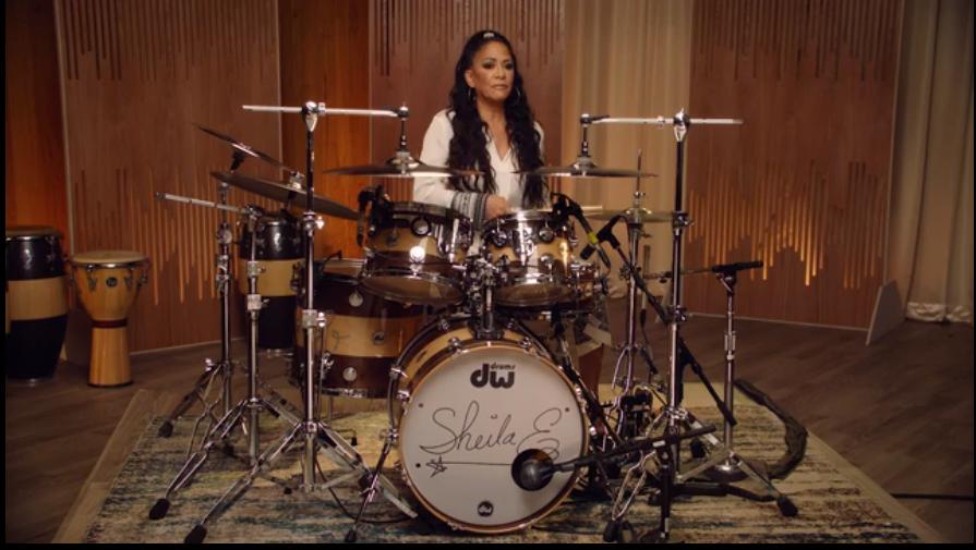 MasterClass-Sheila-E- Like a Drummer