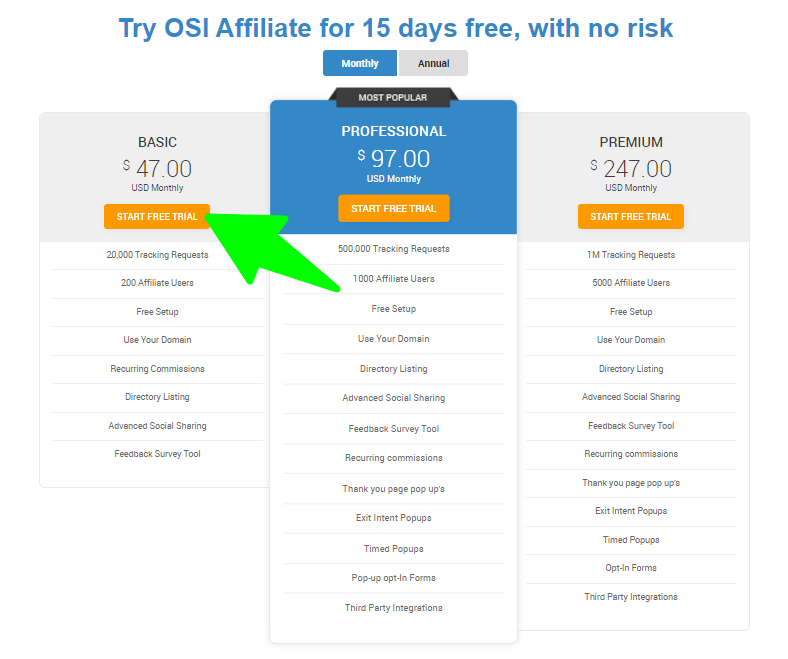 OSI-Affiliate-Software-Pricing