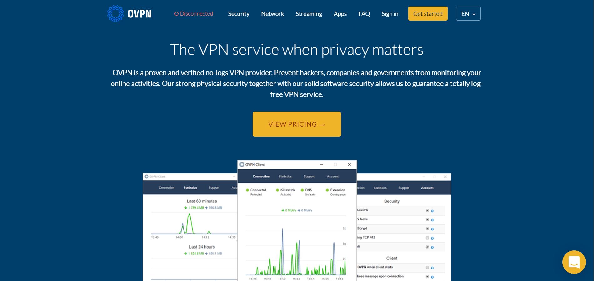 OVPN-Overview