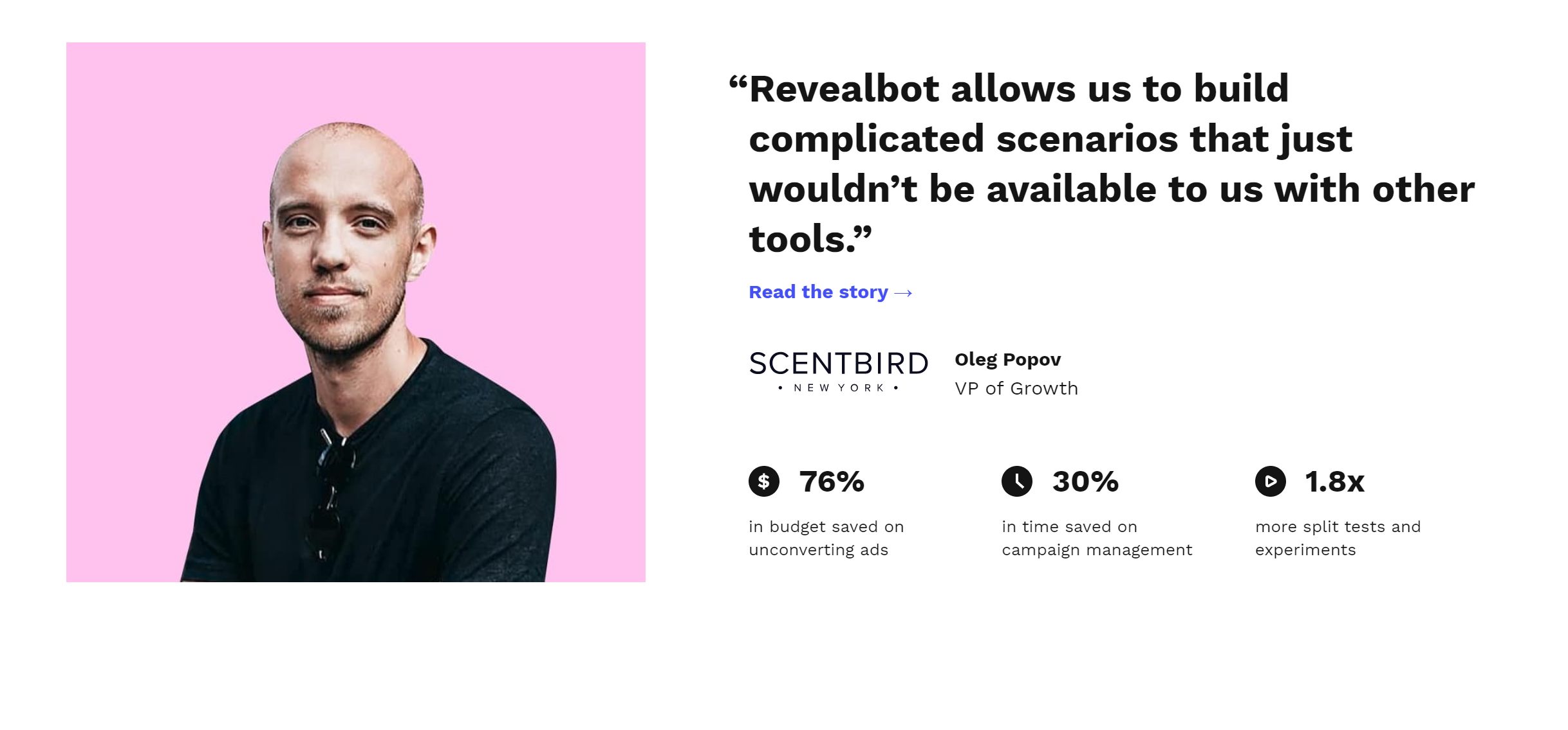 Revealbot is better than Madgicx