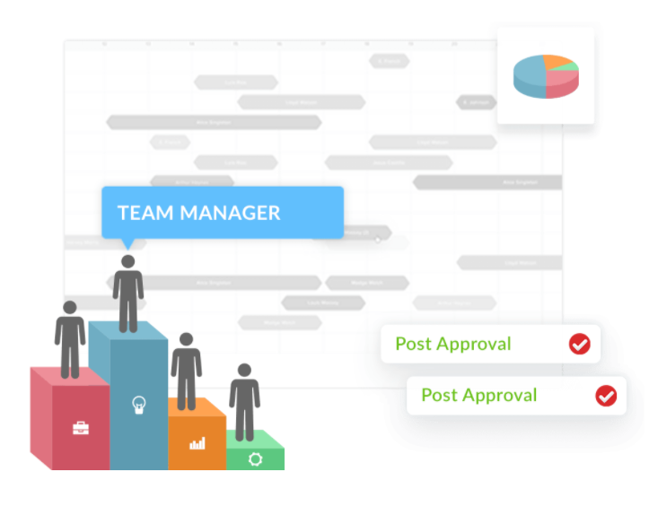 SocialPilot -Team Manage
