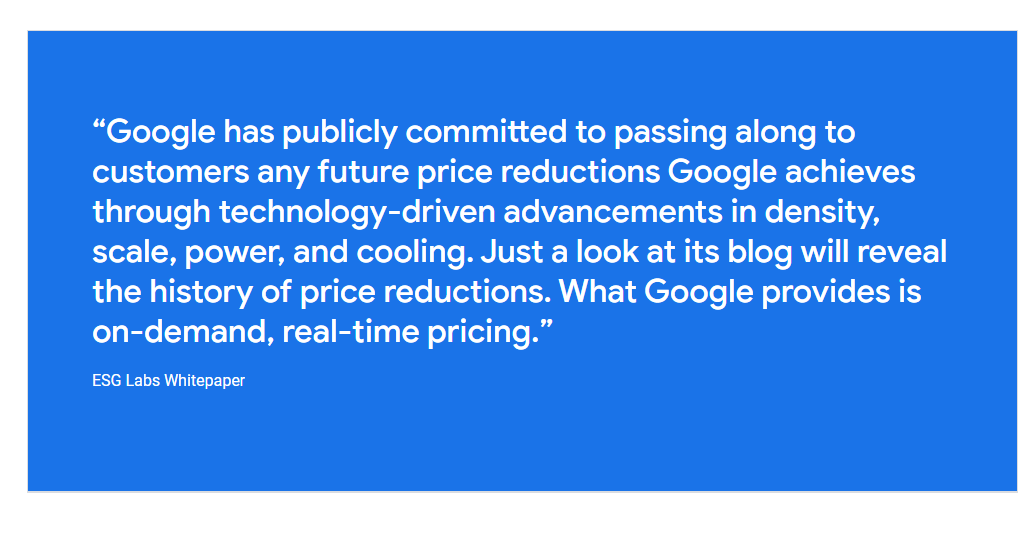 Upcloud vs Google Cloud Platform - Google Cloud Platform Customer Review