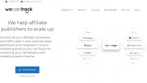 WeCanTrack affiliate platform review