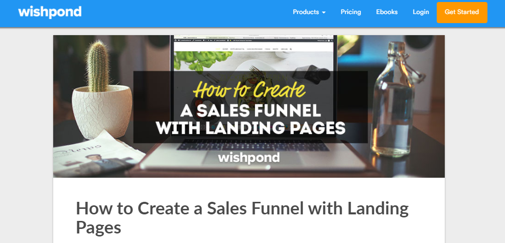 Wishpond Salesfunnel-Wishpond vs Clickfunnels