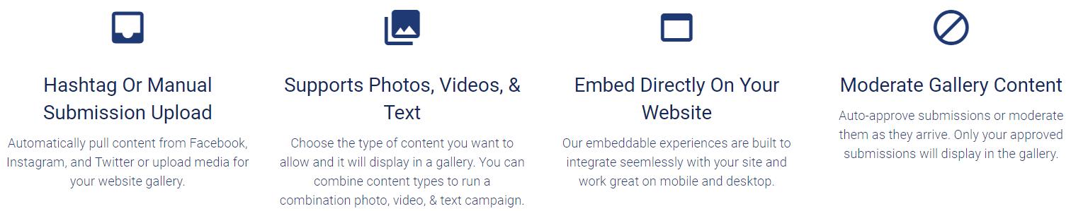 Woobox-Hashtag Gallery