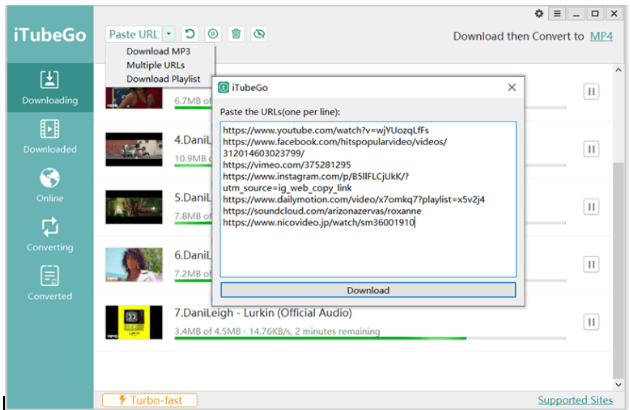 iTubego-Youtube-Downloader-All At Once