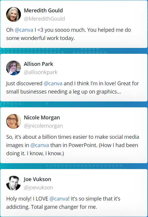Canva-Customer Review