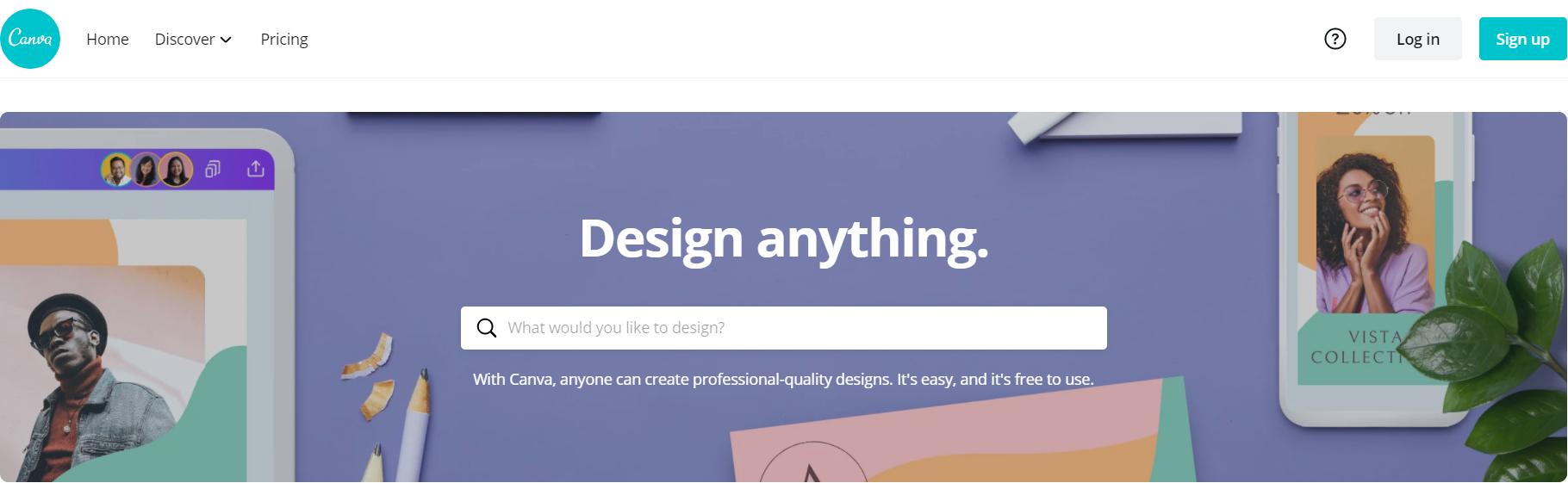 Canva- Best Logo Maker Online