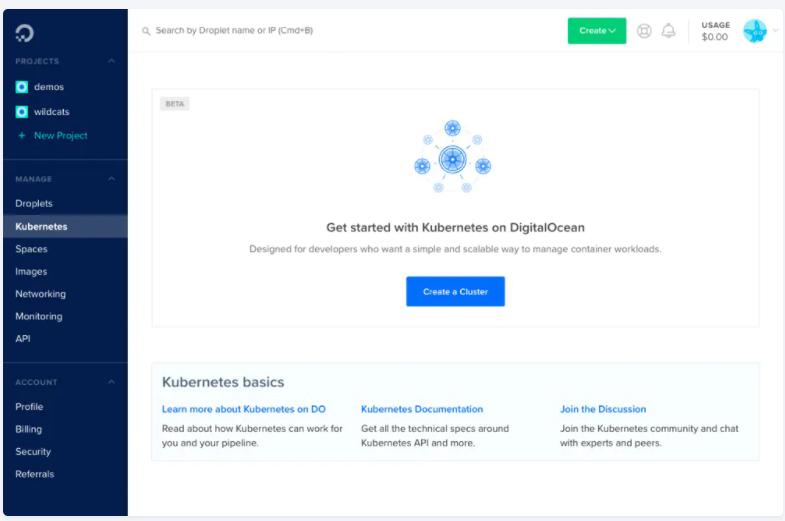 DigitalOcean-– Kubernaters
