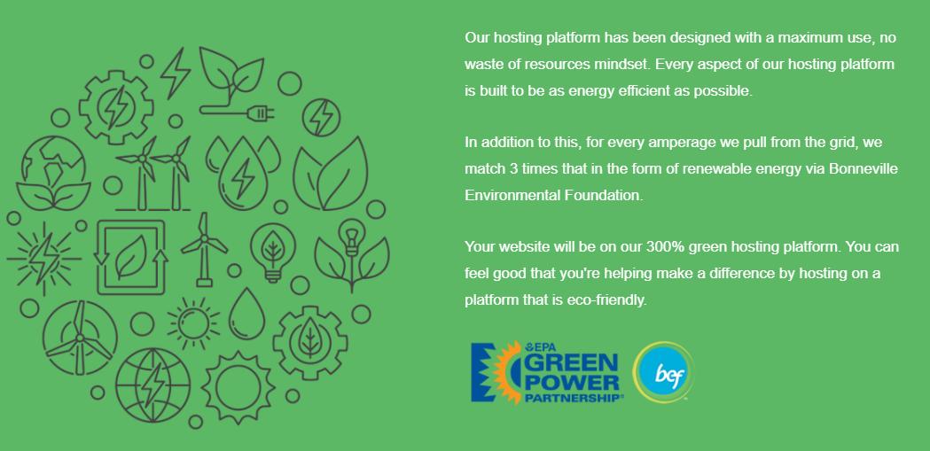 GreenGeeks - Hosting Platform