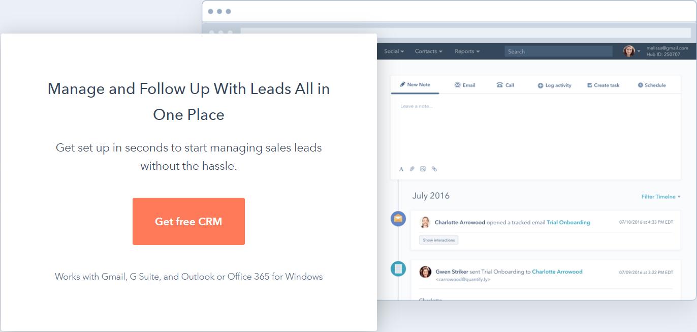 Hubspot Lead Management- Engagebay vs Hubspot