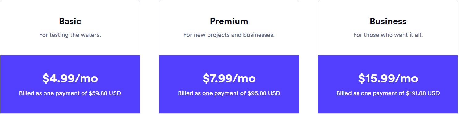 Looka-Price