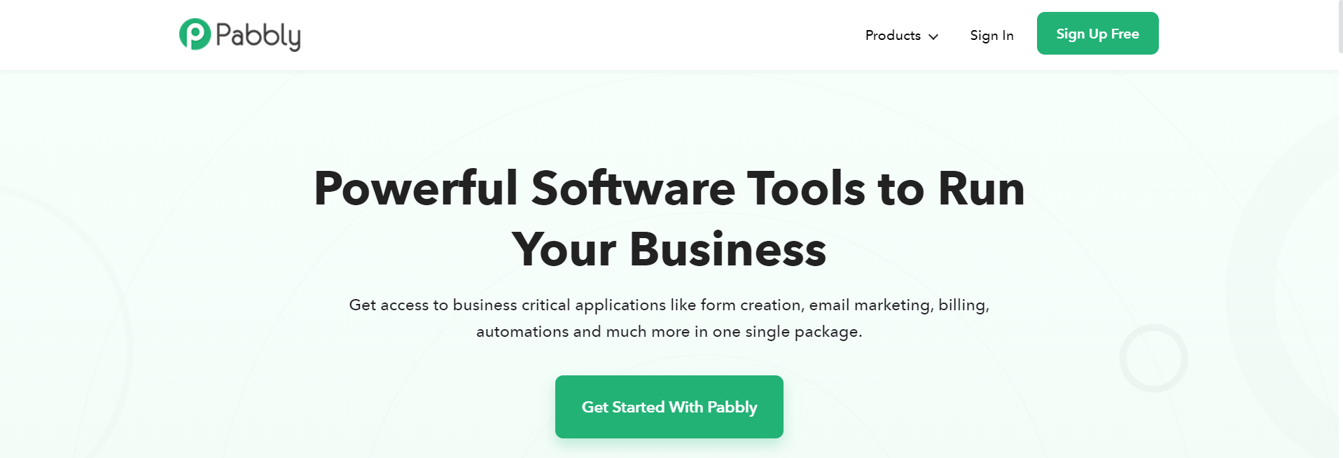 Pabbly-Overview
