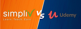 Simpliv-Learning-Vs-Udemy